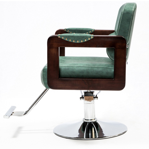 Retro Hairdressing Salon Chair Image 3