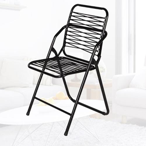 Foldable Steel Elastic Rope Seat