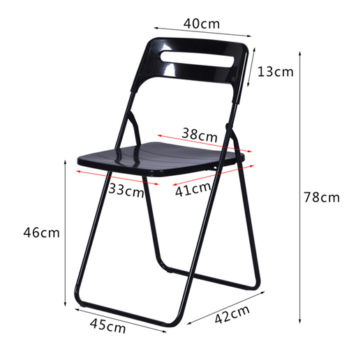 CardIt Outdoor Folding Chair Image 11