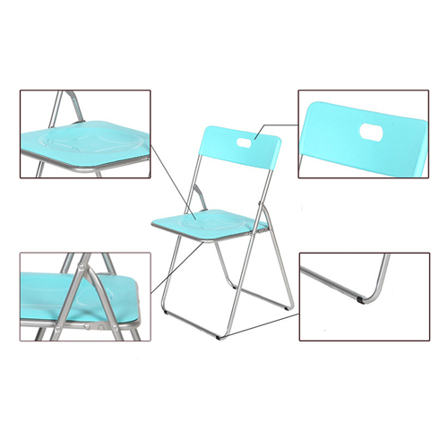Congo Heavy Duty Plastic Folding Chair Image 14
