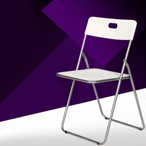 Congo Heavy Duty Plastic Folding Chair Image 1