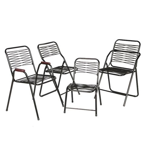 Dozze Metal Elasticity Armchair Image 5