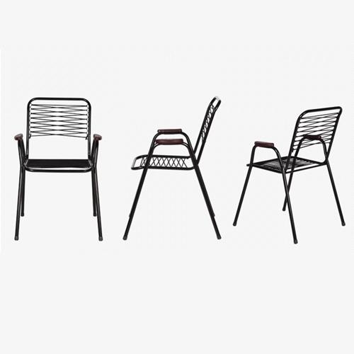 Dozze Metal Elasticity Armchair Image 6