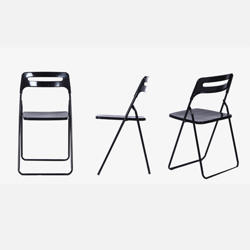 Multi-Functional Plastic Folding Chair Image 7