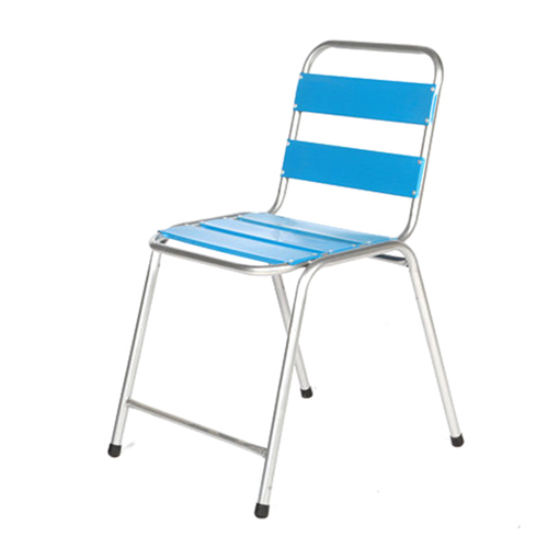 Enormo Strap Metal Leisure Chair Image 9