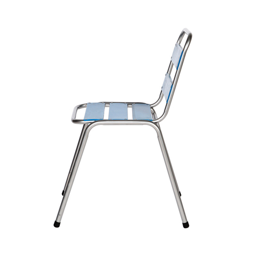 Enormo Strap Metal Leisure Chair Image 2