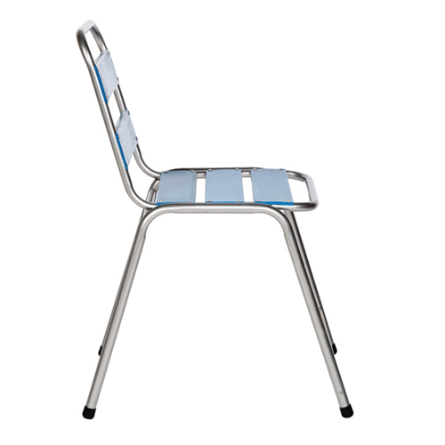 Enormo Strap Metal Leisure Chair Image 4