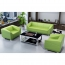 Diamond Leather Office Sofa Set