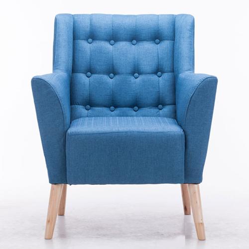 Modern Button Tufted Sofa