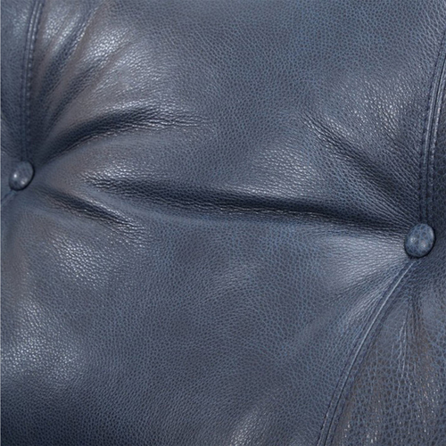 Zinc Four Seater Leather Sofa Image 25