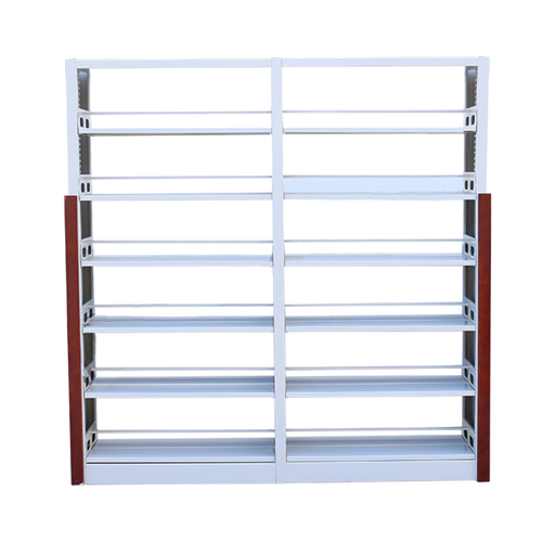 Volax Six Layer Double Bookshelf Image 1
