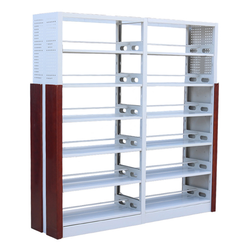 Volax Six Layer Double Bookshelf