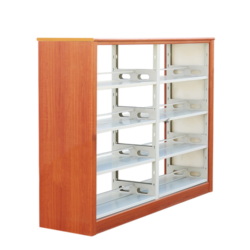 Dentrex Four Story Steel Bookshelf Image 2