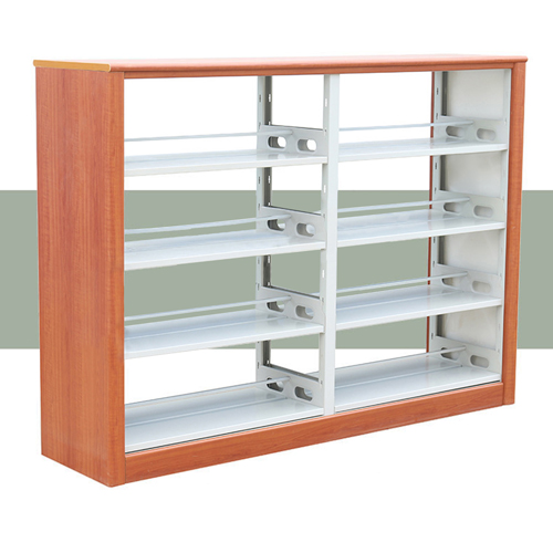 Dentrex Four Story Steel Bookshelf Image 3