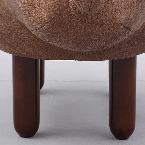 Creative Rhino Shaped Children Stool Image 8