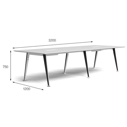 Stylish Conference Table Image 8
