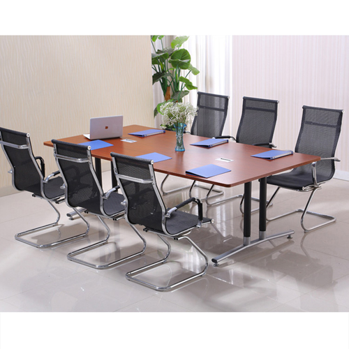 Modular Wooden Surface Conference Table Image 10