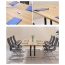 Modular Wooden Surface Conference Table Image 13