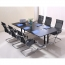 Modular Wooden Surface Conference Table Image 6