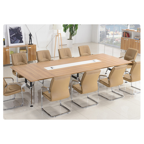 Training Conference Table with Wire Box Image 9