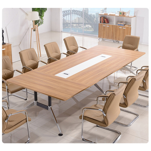 Training Conference Table with Wire Box Image 10