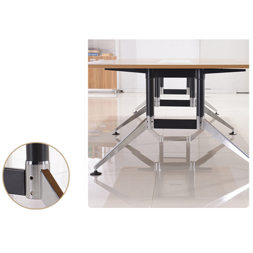Training Conference Table with Wire Box Image 19