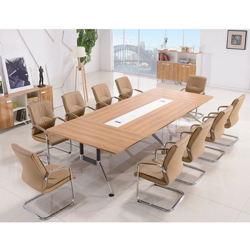 Training Conference Table with Wire Box Image 5