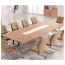 Training Conference Table with Wire Box Image 8