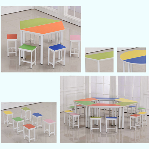 Primary School Color Table Set Image 14