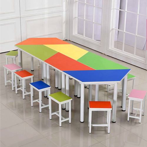 Primary School Color Table Set
