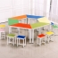 Primary School Color Table Set Image 1
