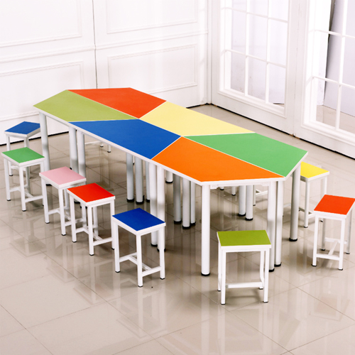 Primary School Color Table Set Image 6