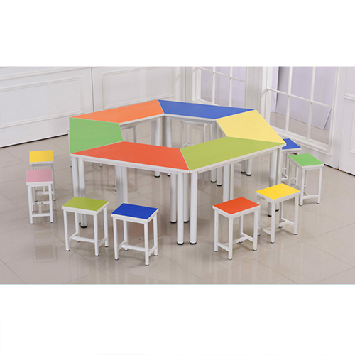 Primary School Color Table Set Image 7