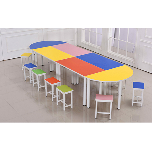 Primary School Color Table Set Image 8