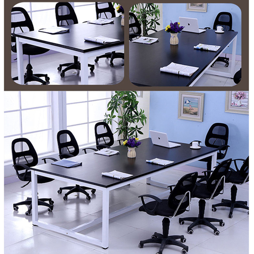 Small Meeting Durable Conference Table Image 9