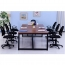 Small Meeting Durable Conference Table Image 10