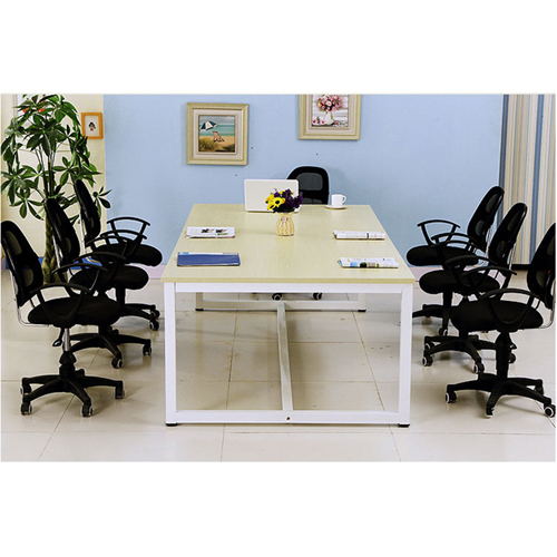 Small Meeting Durable Conference Table Image 12