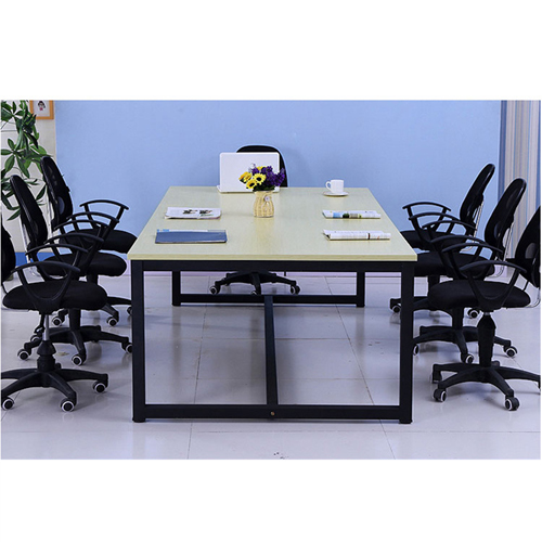 Small Meeting Durable Conference Table Image 14