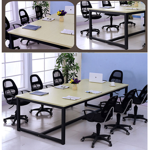 Small Meeting Durable Conference Table Image 15