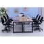 Small Meeting Durable Conference Table Image 16