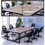 Small Meeting Durable Conference Table Image 17