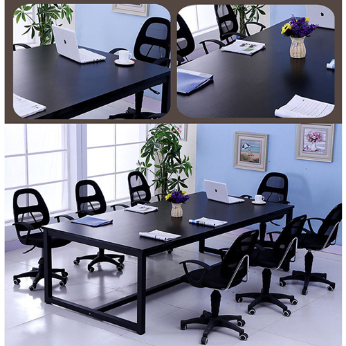 Small Meeting Durable Conference Table Image 19