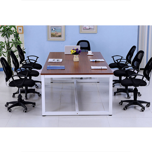 Small Meeting Durable Conference Table Image 20