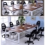 Small Meeting Durable Conference Table Image 21