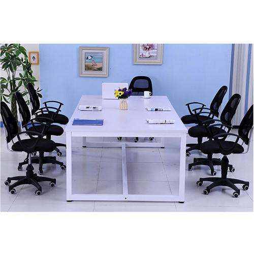 Small Meeting Durable Conference Table Image 22