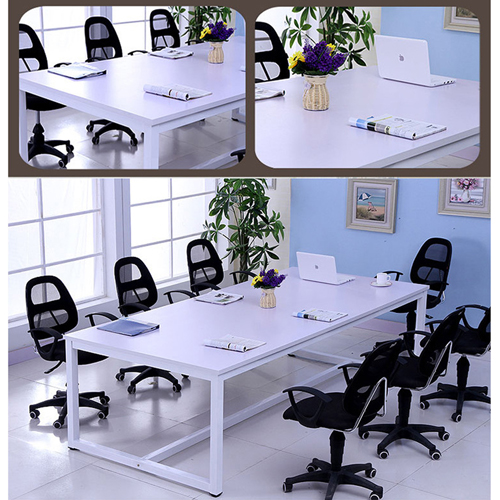 Small Meeting Durable Conference Table Image 23