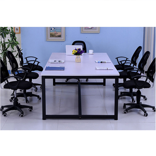 Small Meeting Durable Conference Table Image 24