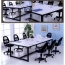 Small Meeting Durable Conference Table Image 25