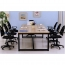 Small Meeting Durable Conference Table Image 26