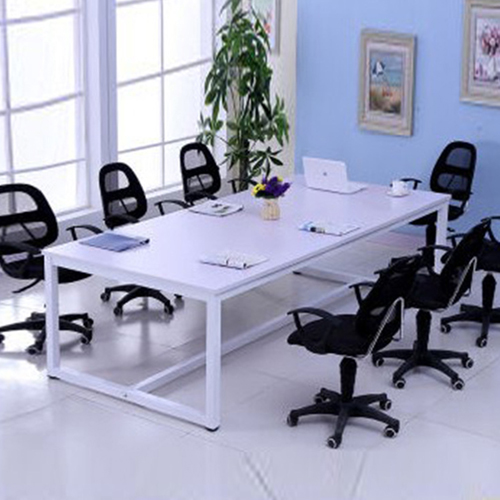 Small Meeting Durable Conference Table Image 1